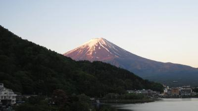 【河口湖・富士山五合目・富士山本宮浅間大社】
