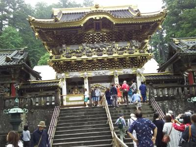 東京と日光・鬼怒川の旅