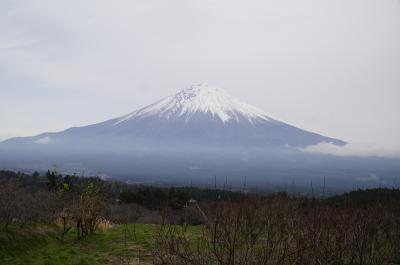 千円の撮影地、富士山5湖周遊