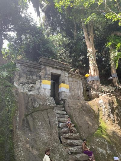 バリ島の重要歴史遺産の観光地。