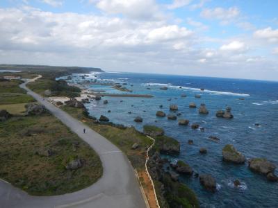 今年の沖縄は初めての宮古島・・2日目はドライブ♪午後は宮古島をぐるりと1周そして来間島。