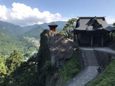 東北の温泉と祭りを巡る、山寺から銀山温泉まで(3日目)