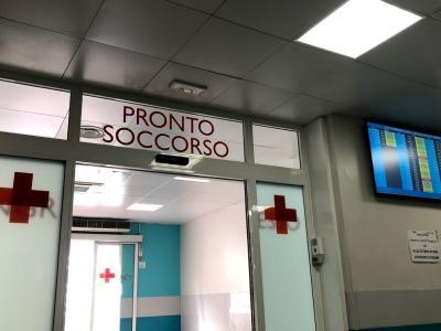 MSCシンフォニア:アドレア海クルズ&イタリア旅行⑫ ~ローマの救急病院へ&テルミニ駅フードコート~