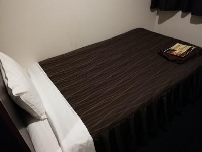 大阪コロナホテル宿泊記(4500円)
