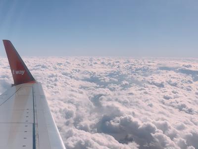 ドキドキの初・中央アジア一人旅は、ウズベキスタンへ! Vol.1 関空近くに前泊して優雅に出発…のはずがフライト遅延でハラハラした1日!