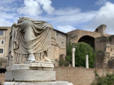 イタリア美術の旅~ローマ・フィレンツェ・ラヴェンナの3都市をめぐる~3日目
