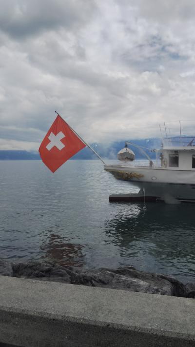 スイスアルプス・プチ鉄道の旅