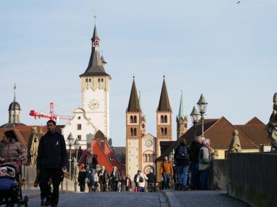 ドイツ女ひとり旅(3日目)ヴェルツブルク