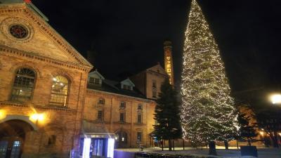 ホワイトクリスマスin札幌