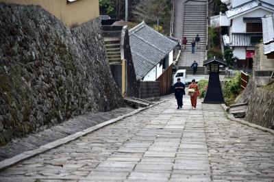 杵築(きつき)城下放浪記 着物の似合う坂の町をじっくりと散策