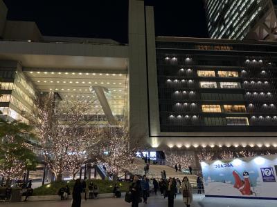 大阪日帰り旅。キタに初めて行ってみた。