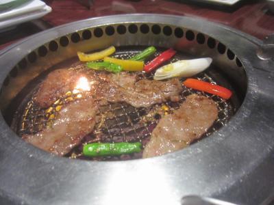 恵比寿の叙々苑で焼き肉忘年会!