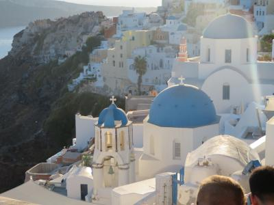 輝きのエーゲ海クルージングとアテネ8日間ー7