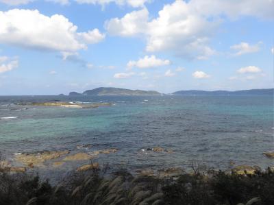 JR山陰本線、長門市駅から下関駅まで海を撮影。