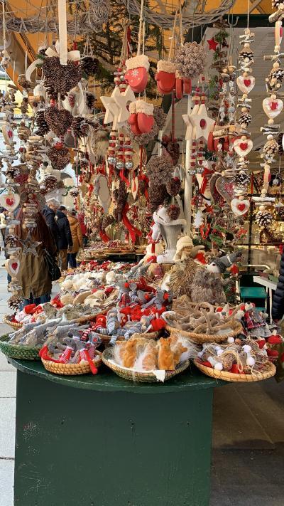 ミュンヘンからザルツブルク1日旅(クリスマスマーケット)