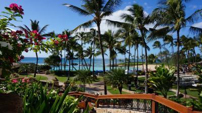 お正月ハワイ 個人旅行で行ってみた(コオリナビーチ編-2)
