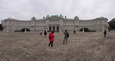 迎賓館赤坂離宮へ行ってきました。