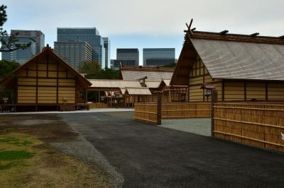 東京都:江戸城、皇居宮殿、大嘗宮