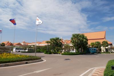 ■ カンボジア アンコール遺跡の旅(6)ホテル/市内観光