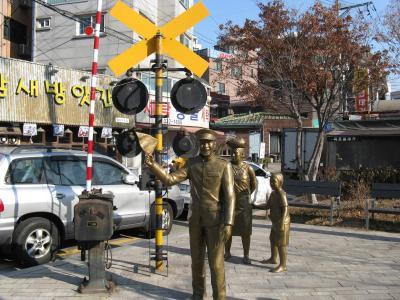 行って来ました 韓国旅行VII 観光最終日はソウル弘大周辺から