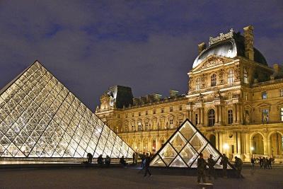秋のウィーン・パリ旅行(8)7日目(パリ4日目)午後ーサント・シャペル寺院&ルーヴル美術館ー
