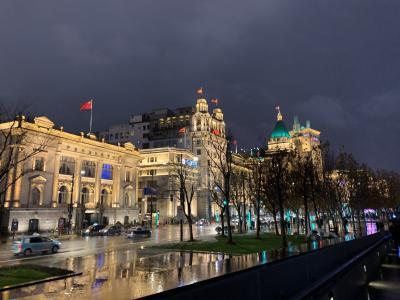 週末上海・ソウル一人旅 ロイヤル・メリディアン上海ホテル -2019年12月-