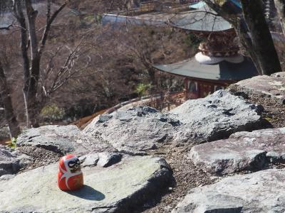 晴れの日、勝尾寺へ