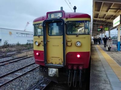 ダーハー旅行記 冬の周遊編 2日目 ~二大スイッチバックと飯田線~