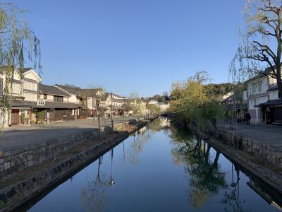 岡山市周辺の観光地へ(後編:倉敷美観地区)