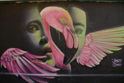 ビバ メヒコ メキシコシティストリートアートツアーに参加しました。