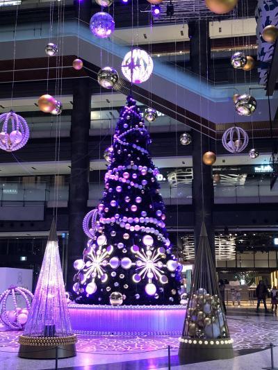 クリスマスイルミネーションと梅田界隈散策(Ver.2019年末編)