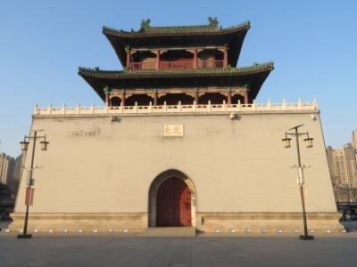 中国 「行った所・見た所」 天津の西南角から天津旧城・鼓楼へ