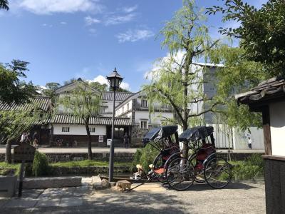 アフタヌーンティーを食い尽くす旅!倉敷美観地区