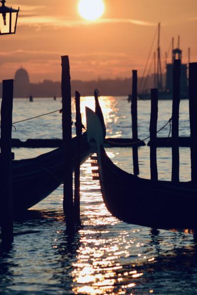 旅の途中 それでも朝は来る…Venezia