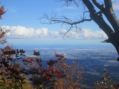 東北登山旅行(上~泉ヶ岳)