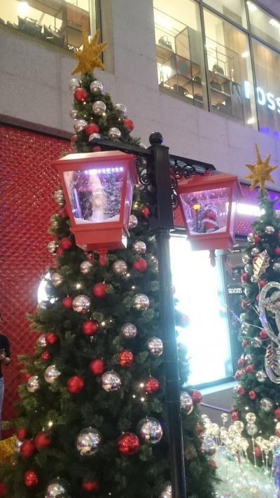 ぱくぱくモグモグ漫遊記inクアラルンプールクリスマスイルミネーションの街中からセントラルマーケットへ
