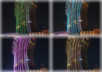 香港からマカオに移動してのんびりしてます。夜のお散歩編その-2です。