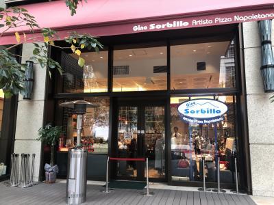 日本橋発のピザ専門店「ジーノ・ソルビッロ 日本橋店」~行列嫌いのイタリア人が2時間待ってでも食べるナポリピザをコレド室町テラスで堪能~