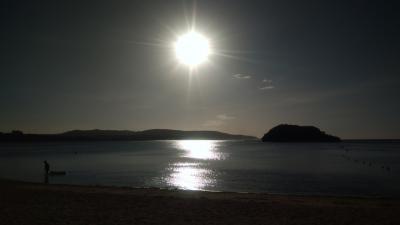 グアム金環日食の旅