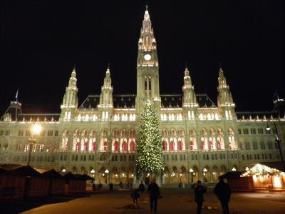 2012~13年 中欧三都市+ベルリン+イベリア半島(27 days) =Day 4= ~ブダペストからウィーンへ~