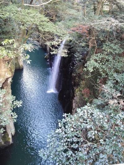 まずは高千穂の定番スポット巡り ~ 九州半周旅2日目