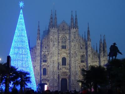 クリスマスシーズンのイタリア八日間~ミラノ編~