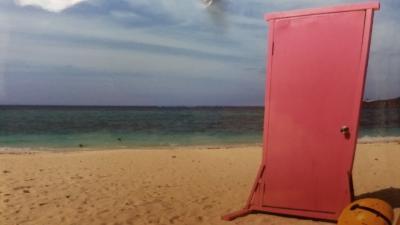 宮古島冬たび2。どこでも行けるようなドアは持ってないからレンタカーで。
