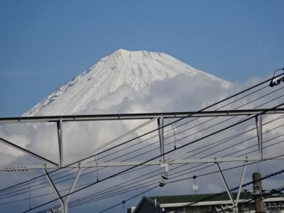 東海道吉原宿、富士川宿(間宿岩淵が正式名)、由比宿を巡る