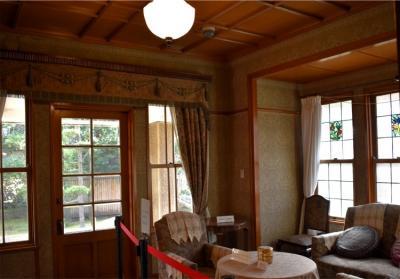 令和元年重要文化財指定へ。川越 旧山崎家別邸 大正期の和洋折衷住宅