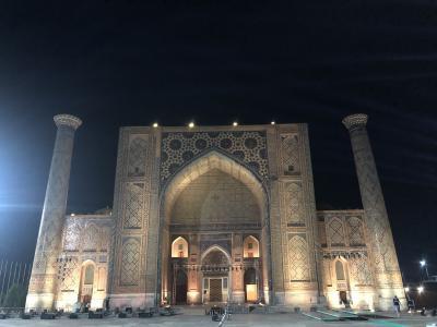 2019ウズベキスタンとタジキスタンへの旅(前編)