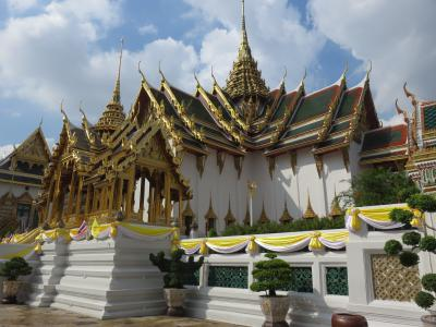 東南アジア:タイ旅行<バンコク・2>・・・