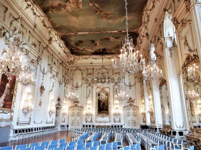 チェコの世界遺産12か所、すべてを巡るbaba友の旅【14】6日目(クロムニェジーシュ城)