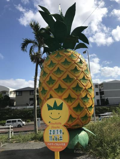 2019年11月 SFC修行最終章 今年2度目の沖縄へ