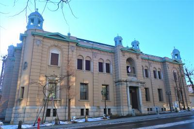 アンティークな街・小樽でお散歩~3度目札幌スケート旅行番外編